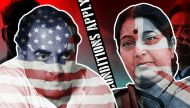 Rajiv Gandhi did a Sushma in 1985 - for a convicted felon