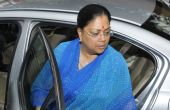 No party for Raje: why the BJP is unlikely to back Vasundhara