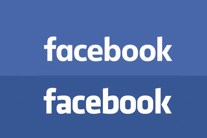Facebook has changed its logo   Catch News