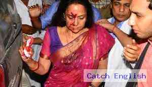 Hema Malini's statement may seem in bad taste, but is it wrong?