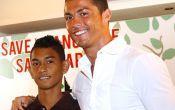 From tsunami survivor to professional footballer - Martunis' incredible story