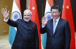 Chinese media skips reporting 'Lakhvi talk' between Modi and Xi