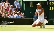 Muguruza hammers Williams to clinch maiden Wimbledon title