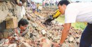 Rain woes across north and east India: Landslide in J&K; 11 dead in Rajasthan