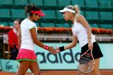 Former doubles partner Elena Vesnina stands in the way of Sania Mirza's quest for first Wimbledon title