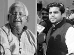 Bihar's drugs traders hope posters of Tej Pratap Yadav might be a miracle cure against raids
