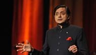 Shashi Tharoor gave the first 'Thaoorian' word of 2018 by replying to  Vinay Katiyar's remark on Taj Mahal