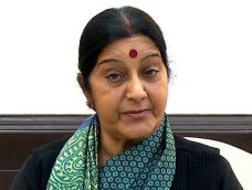 Sushma, PM meeting ends; No clarity on Foreign Secretary-level talks with Pak
