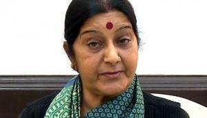 Tehran terror attack: Sushma Swaraj speaks to Iran counterpart, expresses solidarity