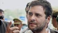 Sukma attack: Rahul Gandhi slams 'anti-naxal strategy' of government