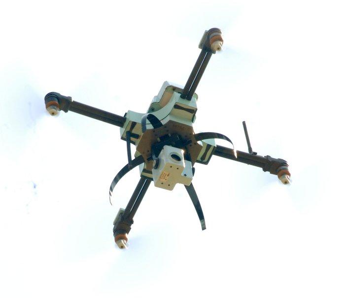 Uttar Pradesh police uses drone to nab thief