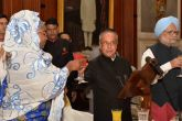 India attaches the highest importance to bilateral relations with Bangladesh: Pranab Mukherjee