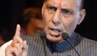 'राजनाथ सिंह जी आप अच्छे नेता साबित नहीं हो रहे हैं'