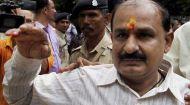 Babu Bajrangi, Naroda riot case convict returns to jail