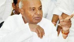 At Rahul Gandhi-Deve Gowda meeting, JDS scales down demand for seats to 10 in Karnataka