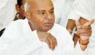 JD(S) MLA Gauri Shankar blames coalition govt for HD Deve Gowda's defeat in LS elections
