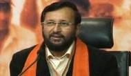 Prakash Javadekar slams Congress for disturbing RS over party's internal problem in Karnataka