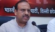 केजरीवाल के शपथ में पहुंचे BJP विधायक विजेंद्र गुप्ता का आरोप- उनके बैठने की नहीं की गई व्यवस्था