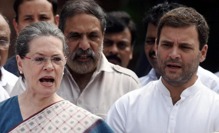 5 reasons why the Congress has lost the plot on Parliament logjam