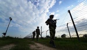 Pakistani violates ceasefire in Sundervani sector
