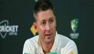 'Nice guys don't win' Michael Clarke warns Aussies ahead of India Test says sledging is in our blood