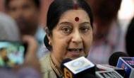 Sushma Swaraj to meet aggrieved fishermen from Tamil Nadu
