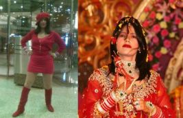 Hacker posts Radhe Maa's photos in miniskirt on her official website; site restored
