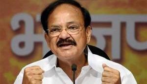 We should remain resolute while facing internal and external challenges: Venkaiah Naidu