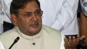 JD (U) is my party, grand alliance remains intact: Sharad Yadav