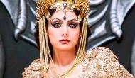 I was shocked and hurt: Sridevi on Rajamouli's interview
