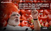 In pictures: What PM Modi said at Red Fort on I-Day