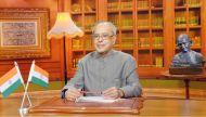 जेएनयू विवाद पर राष्ट्रपति से मिले राहुल और केजरीवाल