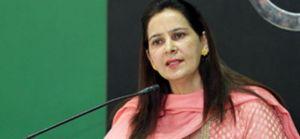 Amritsar BJP MLA Navjot Kaur Sidhu sits on indefinite hunger strike
