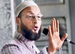 Asaduddin Owaisi calls IS a blot on Islam