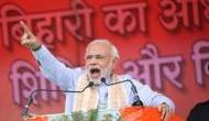 Lok Sabha 2019: PM Narendra Modi to address poll rally in Maharashtra