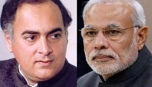 PM Narendra Modi all set to break Rajiv Gandhi's 1984 record in 2019 Lok Sabha Elections Results