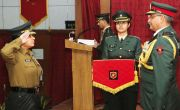Why can't gallantry medal winner Lt Col Mitali stay in the Army?