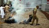 राजस्थान: बांसवाड़ा ज़िले में सांप्रदायिक तनाव, पुलिसकर्मी भी ज़ख़्मी