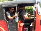 It's 'tuk-tuk' time! Virat, Harbhajan, Binny enjoy their day off in Colombo