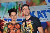 In Pics: Imran Khan-Kangana Ranaut promote Katti Batti rather innovatively