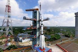 Video: ISRO launches 25th geostationary communication satellite GSAT-6
