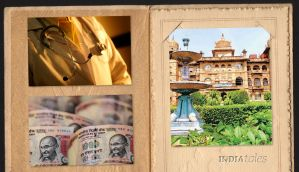 India Tales: lakhs of rupees accidentally found in table at Vyapam board office