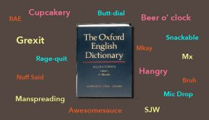 Manspreading & butt-dial: Oxford dictionary's new words are awesomesauce