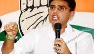 Rajasthan election: Sachin Pilot says 'BJP grappling with infighting; Amit Shah, Vasundhara Raje running separate campaigns'