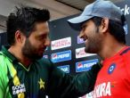MS Dhoni, Shahid Afridi to play together in Heroes XI vs RoW XI charity match