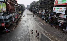 #BharatBandh partially affects normal life in West Bengal