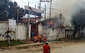 Burning facts behind the violence, agitation in Manipur