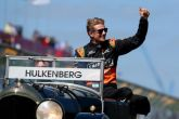 Nico Hulkenberg signs two-year extension with Force India