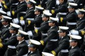 No, women still can't hold combat positions in the Indian Navy. But things are looking up