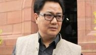 Didn't receive official report: Rijiju on Swami Agnivesh attack